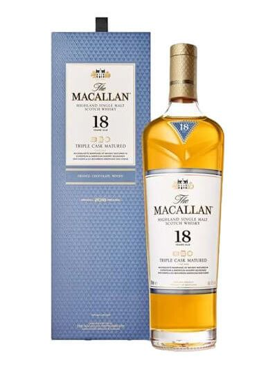 Macallan 18 Triple Cask Matured