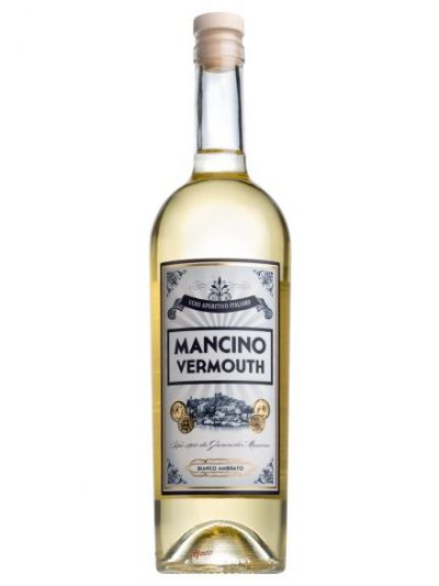 Mancino Vermouth Bianco Ambrato 0.75L