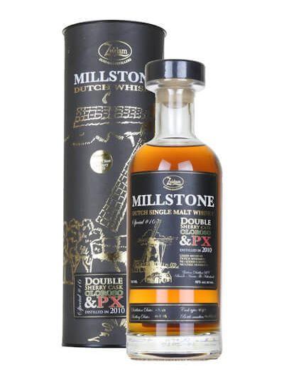 Millstone Double Sherry Cask Oloroso & PX