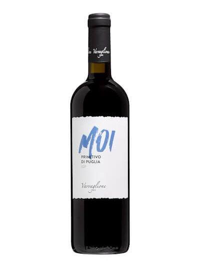 Varvaglione Vigne e Vini Moi Primitivo Puglia 0.75L