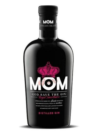 MOM God Save The Gin 0.7L