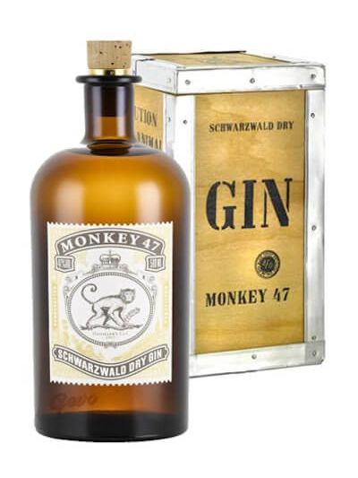 Monkey 47 Distiller's Cut 2017 0.5L