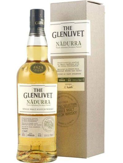 The Glenlivet Nadurra First Fill Batch FF0716 0.7L
