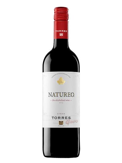 Torres Natureo Syrah Alcohol Vrij 0.75L