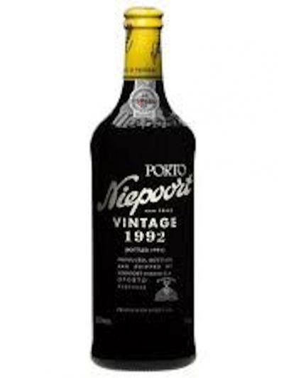 Niepoort vintage 1992 0.75L