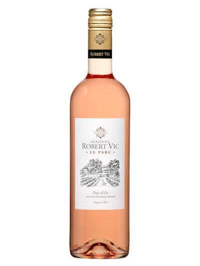 Maison Robert Vic Le Parc IGP Pays d'Oc rosé 0.75L