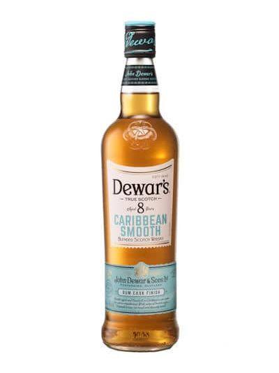 Dewars 8 Caribbean Smooth