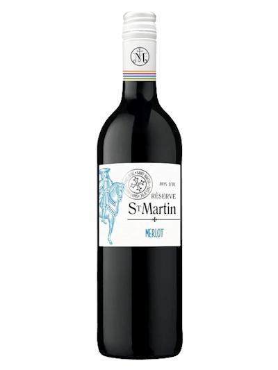 St Martin Merlot 0.75L