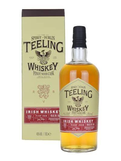 Teeling Whiskey Pinot Noir Cask