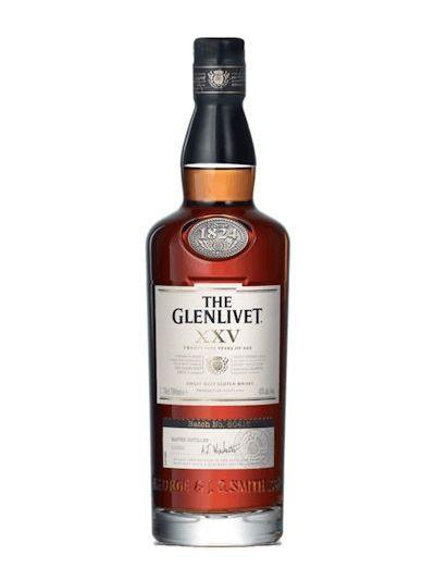 The Glenlivet 25 YO 0.7L