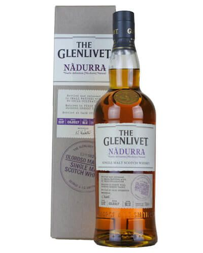 The Glenlivet Nadurra First Fill Batch OL0317 0.7L