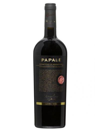 Varvaglione Vigne e Vini Papale Linea Oro DOP. Primitivo di Manduria 0.75L