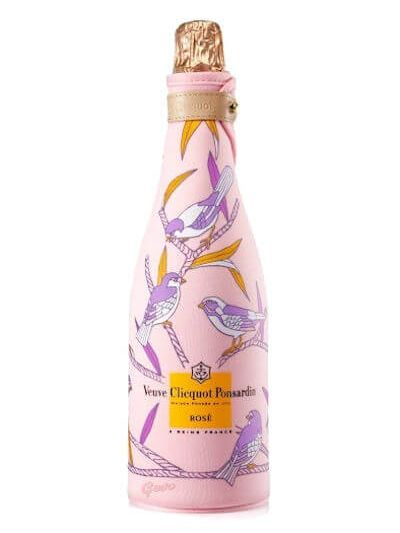 Veuve Clicquot Brut Rosé Ponsardin in ICE Jacket 0.75L
