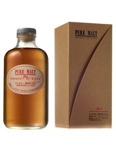 Nikka Pure Malt Red 0.5L