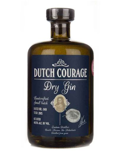 Dutch Courage Zuidam Dry Small 0.7L