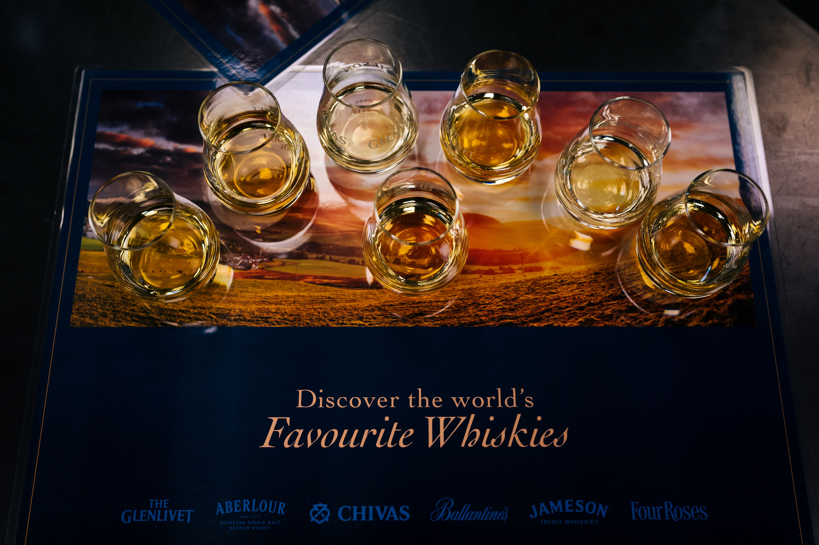 Whisky Club Rotterdam The Glenlivet proeverij dinsdag 21-02-2016