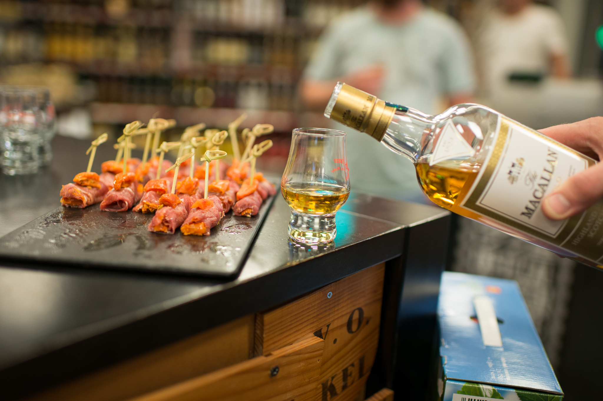 Whisky Club Rotterdam proeverij van 1 november 2016