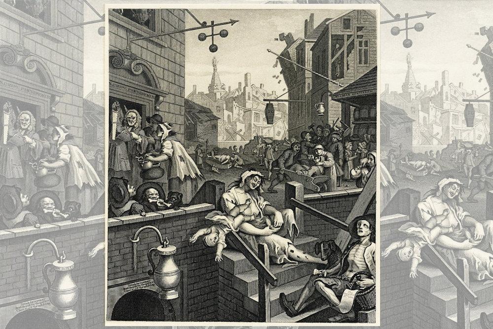 Het verhaal van Gin 1689