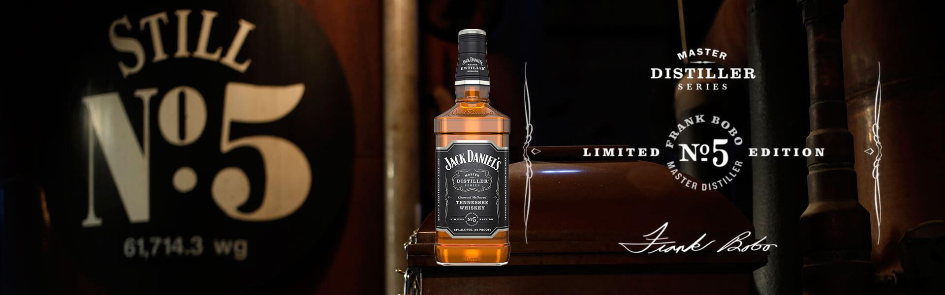Jack Daniels NO. 5