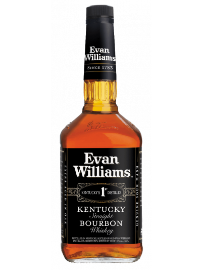 Evan Williams Black 0.7L