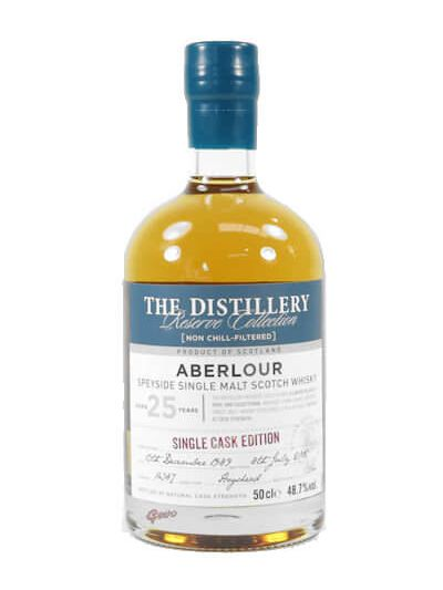 Aberlour 25 YO Distillery Reserve Collection 0.5L