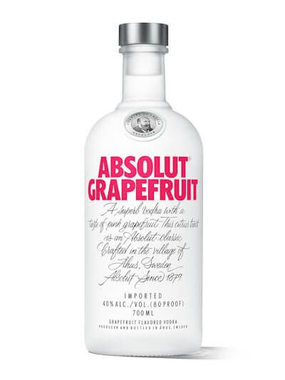 Absolut Grapefruit 0.7L