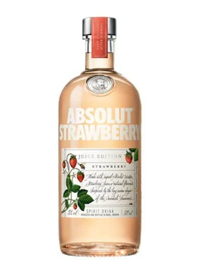 Absolut Strawberry Juice 0.5L