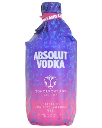 Absolut Tomorrowland 0.7L