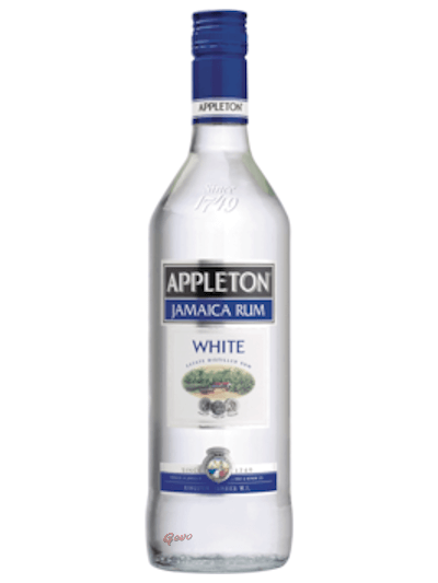 Appleton Estate White 0.7L