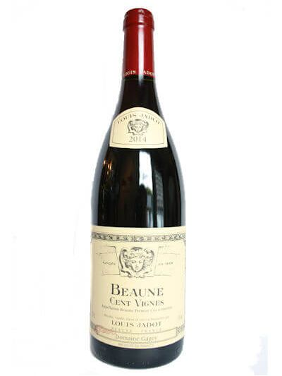 Louis Jadot Beaune Cent Vignes 2014 0.75L