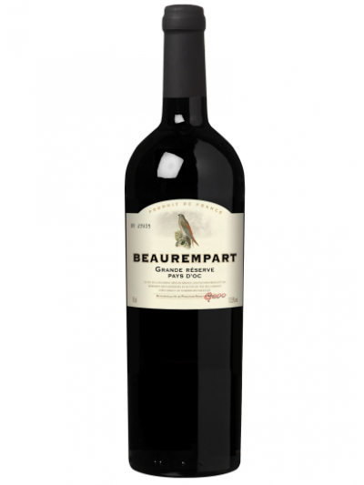 Beaurempart Grande Reserve Rouge 0.75L
