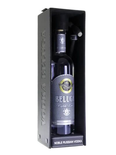 Beluga Gold Line Giftbox 0.7L