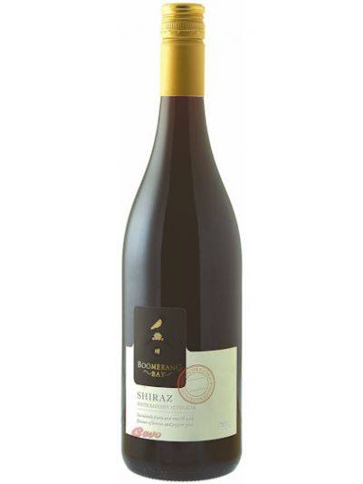 Boomerang Bay Shiraz 0.75L