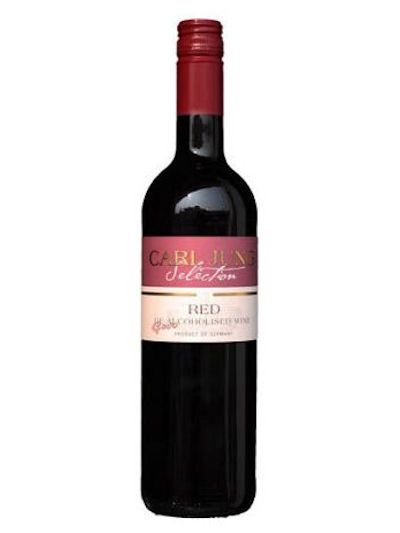 Carl Jung red de-alcoholised wine 0.75L