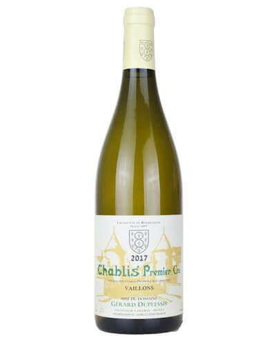 Gerard Duplessis Chablis 1e Cru Vaillons 0.75L