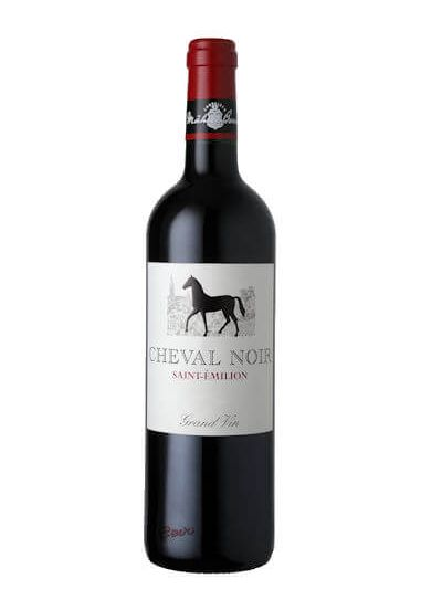 Cheval Noir Saint Emillion 0.75L