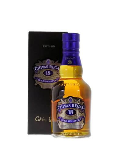 Chivas Regal 18 YO 0.2L