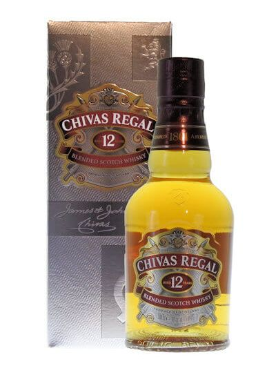 Chivas Regal 12 YO 0.35L