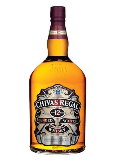 Chivas Regal 12 YO 4.5L