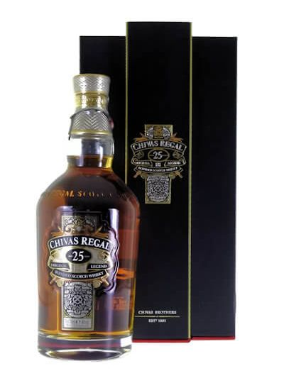 Chivas Regal 25 0.7L