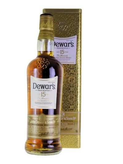 Dewars 15 The Monarch 0.7L