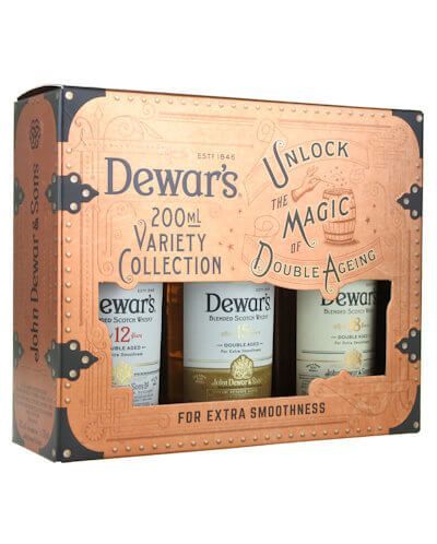 Dewars Variety Collection