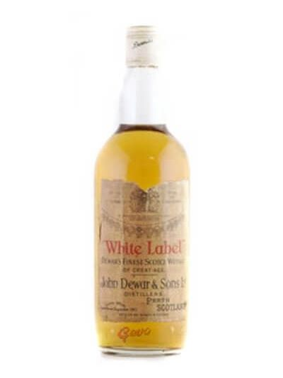 Dewars White Label Vintage 0.7L