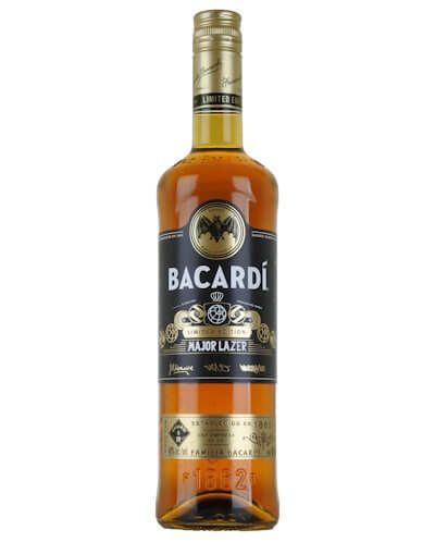 Bacardi Major Lazer 0.7L