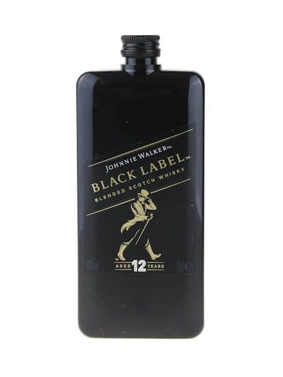Johnnie Walker Black Label Pocket Scotch 0.2L