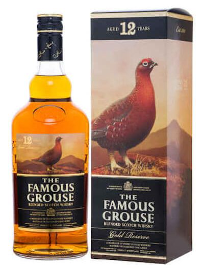 Famous Grouse 12 YO 1L