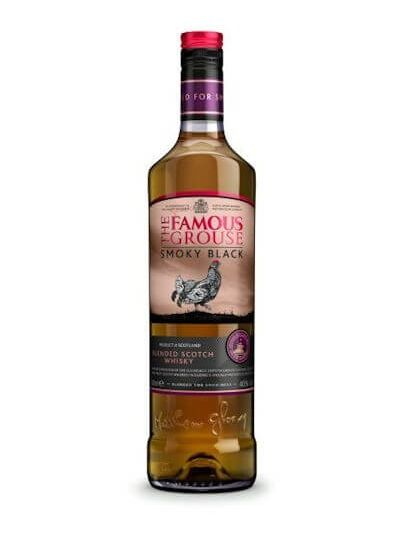 Famous Grouse Smoky Black 1L