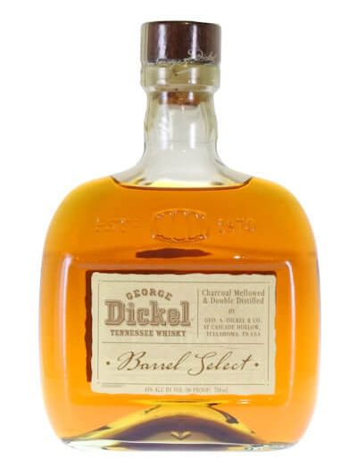Goerge Dickel Barrel Select 0.7L