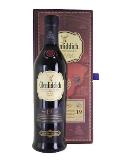 Glenfiddich 19 Age of Discovery Wine 0.7L