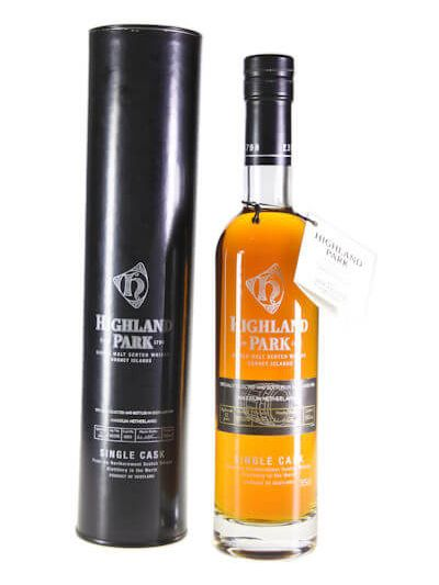 Highland Park 12 YO Single Cask 0.350L